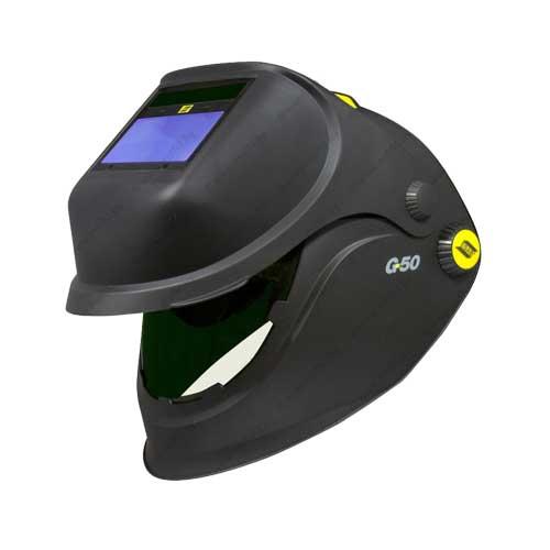 Сварочная маска G50 / G50 Air с поднимающимся экраном