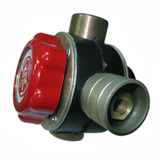Вентиль метановый ВМА 2000 К А6 А6