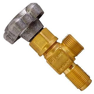 ВК-94-01 исп.10 вентиль кислородный для рампы