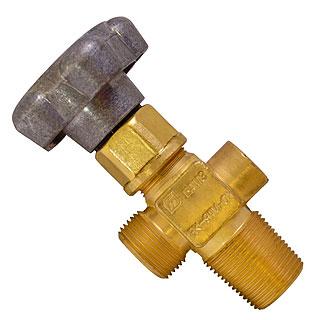 ВК-94М-01 вентиль кислородный баллонный с предохранительной мембраной