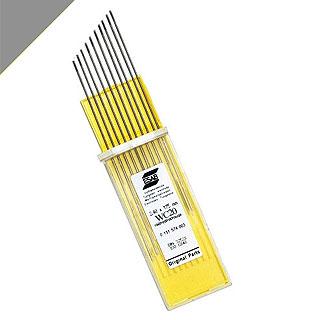 Вольфрамовые электроды WC20 с диаметром от 1