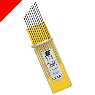 Вольфрамовые электроды WT20 с диаметром от 1