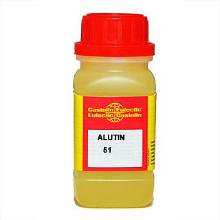 Жидкий флюс AluTin 51 для мягкой пайки