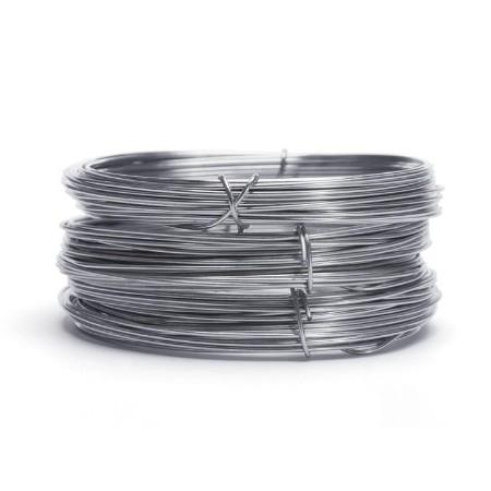 Проволока стальная низкоуглеродистая термически обработанная